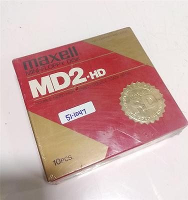 Maxell Mini-Floppy Disk Md2-Hd Nnb