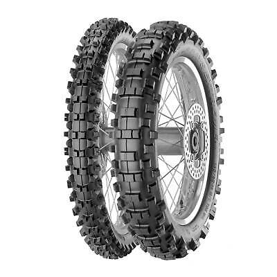 Metzeler MCE 6 Days Extreme 130/90 18MC 69MM M+S Rear MX/Motocross Off Road Tyre