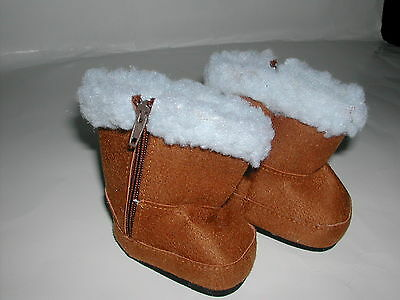 Doll Clothes American Fashion  Boots Shoes #4  for 18 inch Girl Doll