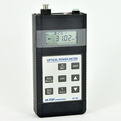 Hi-Top International HT-90 Optical Power Meter