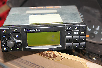 Mercedes Radio-Navi A0028205489   APS BP 4902