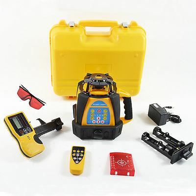 High Accuracy Self-Leveling Rotary/rotating Laser Level 500M Range Top