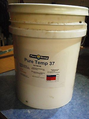 Pure Temp Phase Change Material  37C 100F  Liquid Pail