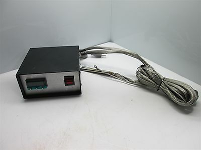 CAL Controls 3300 Temperature Controller With 2x Pyromatic CPN720864 Heaters