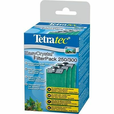 TETRA Cartouches Filtre EasyCrystal Pack 250/300 - TetraTec  NEUF