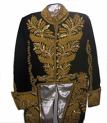 Royal Edwardian Ambassador Court Coatee Uniform Tunic Coat Jacket Officer Lord