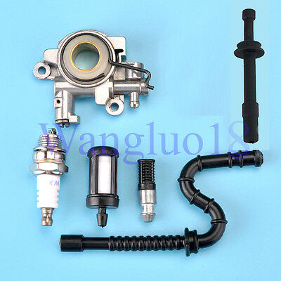 Oil Pump Oiler + Worm Gear Spring For STIHL 029 039 MS290 MS310 MS390 Chainsaw
