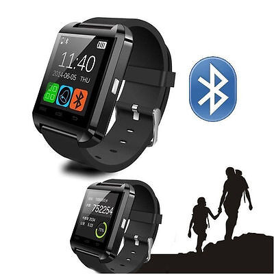 Bluetooth Smart Wrist Watch Phone Mate For IOS Android iPhone Samsung HTC LG New