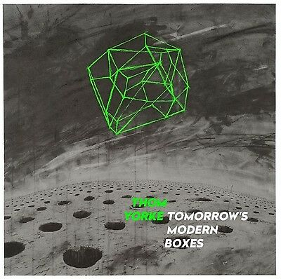 THOM YORKE Tomorrow's Modern Boxes UK 180g white vinyl LP SEALED/NEW Radiohead