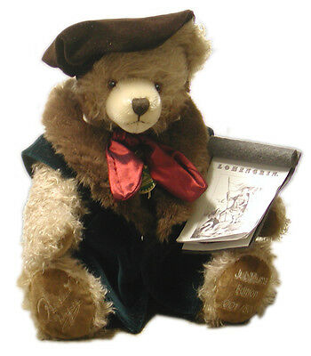 Hermann Coburg Musik Teddybär Richard Wagner (Jubiläumsedition)