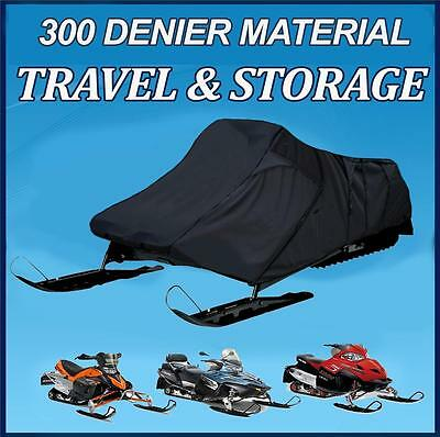 Sled Snowmobile Cover fits Yamaha RX Warrior 2004 2005