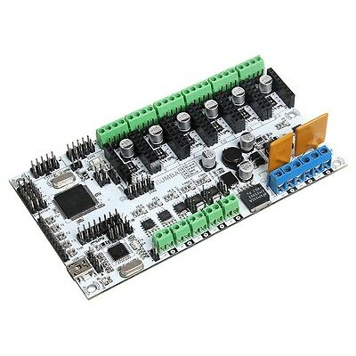Rumba Controller Board ATmega2560 For RepRap Prusa Mendel 3D Printer