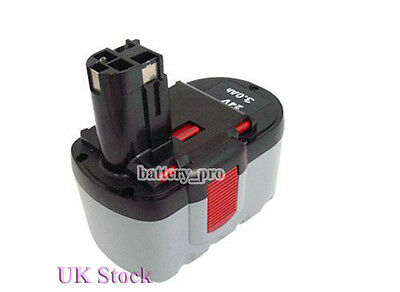 3.0Ah Ni-MH Battery For Bosch 2607335537,2 607 335 537,PSB 24 VE-2 24Volt Drill