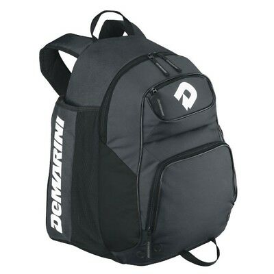 DeMarini Aftermath Backpack, Charcoal