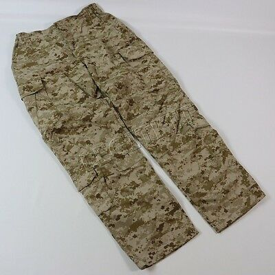 Issued AOR1 NWU Type II Pants Trousers Bottoms Navy Working Uniform NSW SEAL
