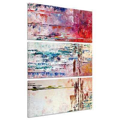 Watercolor Abstract Art Picture Canvas Prints Home Decor Wall Painting Unframed