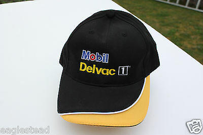 Ball Cap Hat - Mobil Delvac 1 - Diesel Engine Oil (H1418)