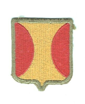 Army Patch:  Panama Department - WWII