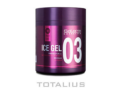 SALERM ICE GEL 500 ml CERA CAPILAR