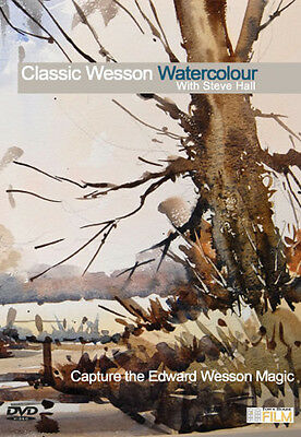 Townhouse DVD : Classic Wesson Watercolour : Steve Hall
