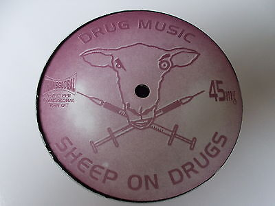 "Sheep On Drugs Catch-22 12"" Transglobal 1991"
