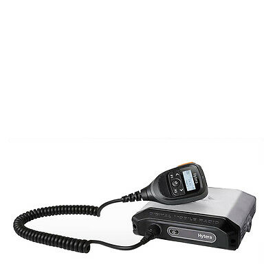 Hytera Md665 Uhf 25 Watt Digital Dmr Mobile Two Way Radio