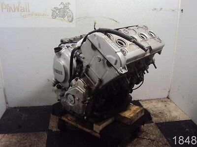 02 Yamaha R6 YZF 600 600R ENGINE MOTOR **VIDEOS INSIDE**