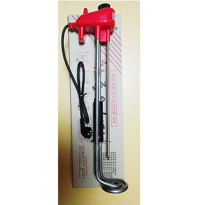 NEW Safety Fast Boiling Water Heater Immersion Water Tank Heater 100 ℃ 2.5KW
