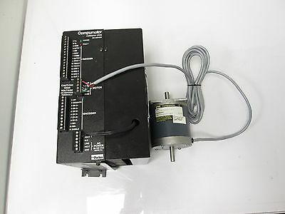 Compumotor AXL-DRIVE Microstep Drive w/ A/AX83-93 Motor 95-132VAC *See Details*