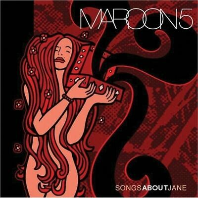 MAROON 5 - Songs About Jane CD *NEW* 2002