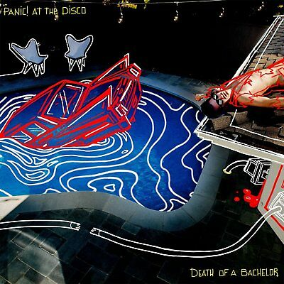 Panic! at the Disco - Death Of A Bachelor (NEW CD)
