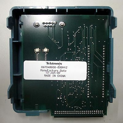 Tektronix P/N 067048900 Firmware V2.6 Upgrade Loader Module for TDS10X2/TDS20X2