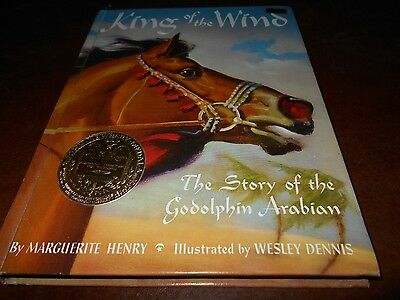 King Of The Wind The Story Of The Godolphin Arabian 1984