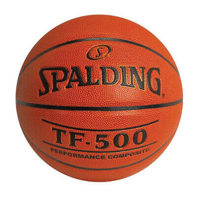 Spalding TF-500 Indoor/Outdoor Composite Basketball-Youth 27.5""