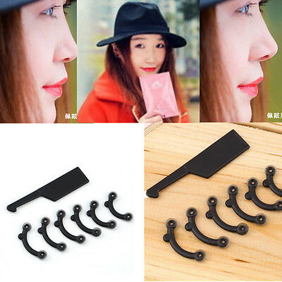 Beauty 1 Set 3 Size Nose Up Lifting Shaping Clip Clipper Shaper No Pain