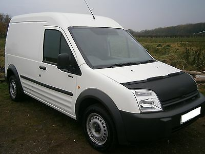 Ford Transit Connect Bonnet Bra Stone Chip Protector