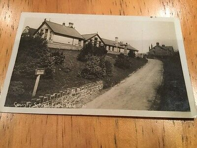 Old Postcard Country School Ebbw Vale