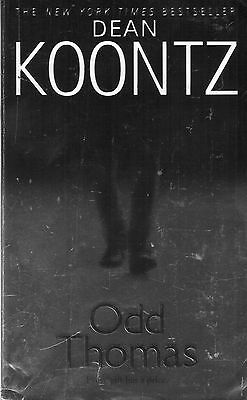Complete Set Series - Lot of 8 Odd Thomas books by Dean Koontz (Fiction)