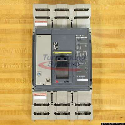 Square D PGL36120 Circuit Breaker, 1200 Amp, 35 kAIR, NEW!