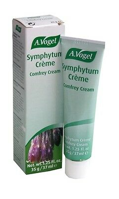 3x A. Vogel Bioforce Symphytum Creme Comfrey Cream 35g for Ageing Skin