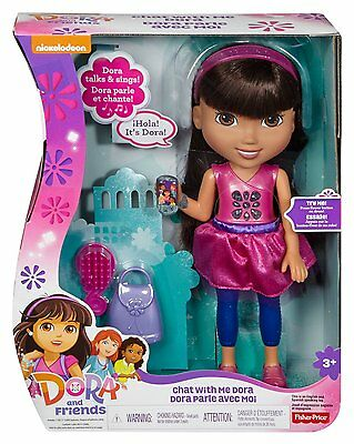 Dora and Friends - Chat With Me Dora *BRAND NEW*