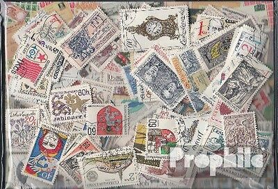 Czechoslovakia 500 different special stamps