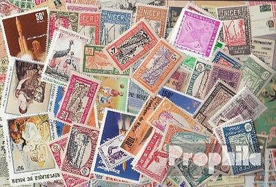 Niger 50 different stamps