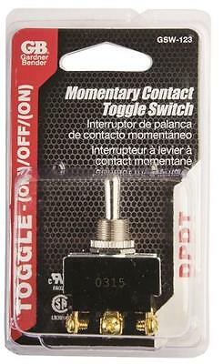 Gb Gardner Gsw-123 Momentary Double Pole Double Throw Toggle Switch 7058019