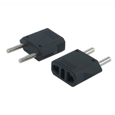 AU US EU To Brazil AC Power Plug Adapter Travel Converter Outlet Charger
