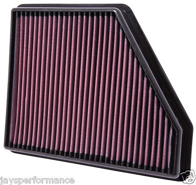 Kn Air Filter (33-2434) Replacement High Flow Filtration