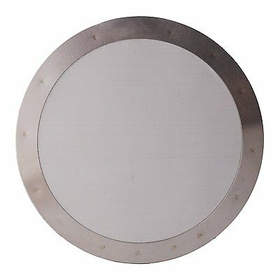Metal Filter Ultra Fine Stainless Steel Coffee Filter Pro & Home for AeroPress!