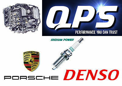 Porsche 911 (993) Turbo Denso Iridium Power Spark Plugs