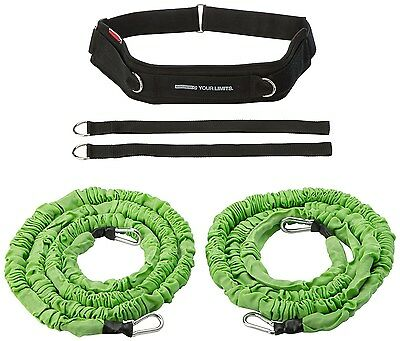 Escape Fitness Speed Resistor Elasticated Resistance Tool - Green