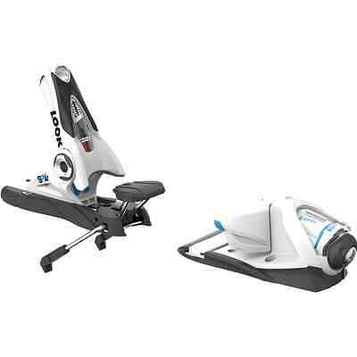 2016 Look SPX 12 Dual WTR B100 100mm White Ski Bindings